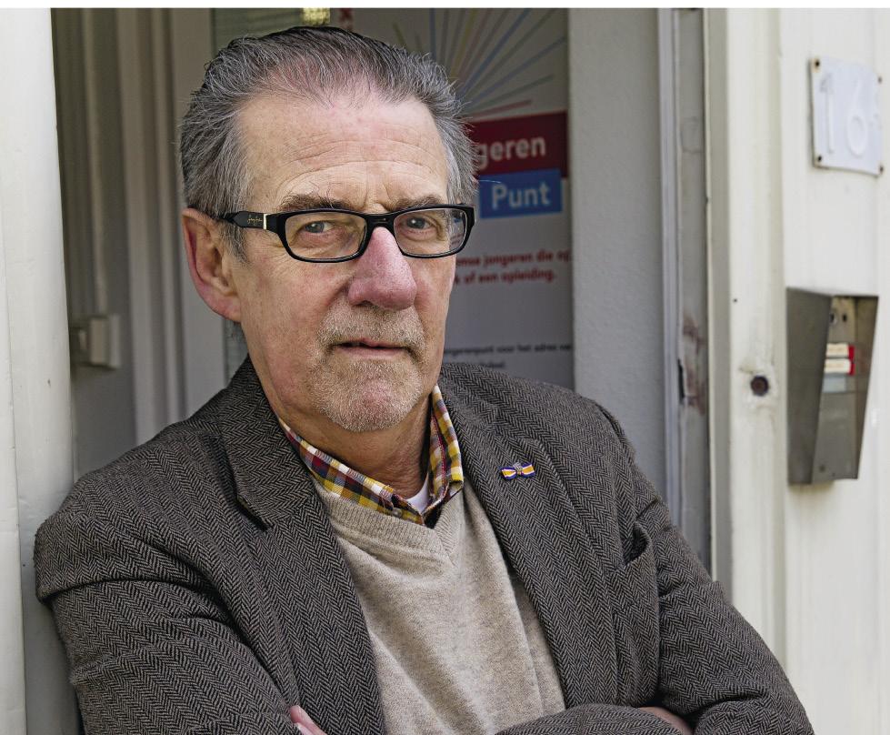 Paul Scheerder, oprichter van het Leefkringhuis