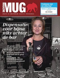Cover van januarinummer 2018 MUG Magazine | @Erik Veld