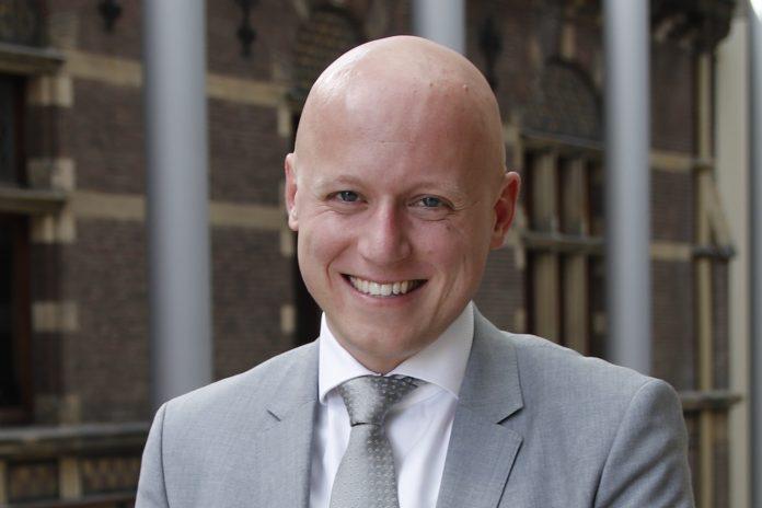 Rens Raemakers, D66-Kamerlid   Beeld: Martine van Bemmel