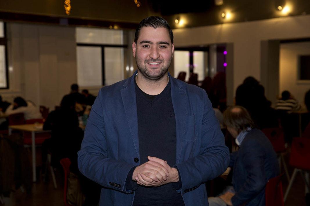 Abdelhamid Idrissi, Amsterdammer van het Jaar 2018 | @Erik Veld