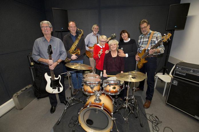 Seniorenrockband NoBinGo | @Erik Veld