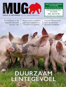 Cover van aprilnummer 2019 MUG Magazine | @Erik Veld