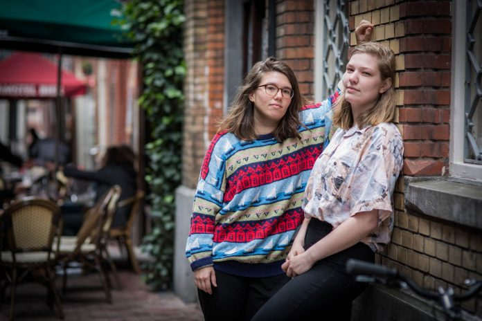Nicole Kaandorp en Jona Bosman ©Sandra Hoogeboom