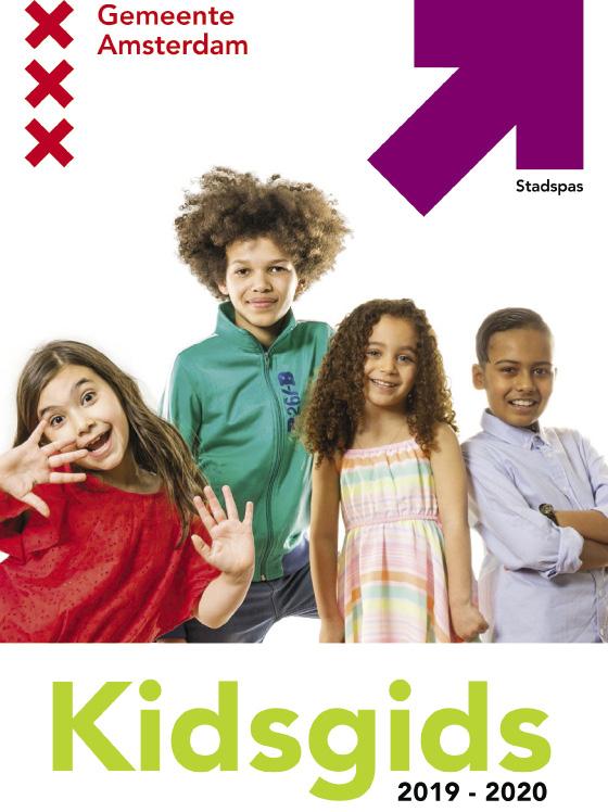 cover van de Kidsgids 2019-2020