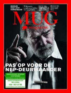 Cover van maartnummer 2017 MUG Magazine | @Erik Veld