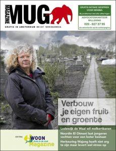 Cover van meinummer 2017 MUG Magazine | @Erik Veld