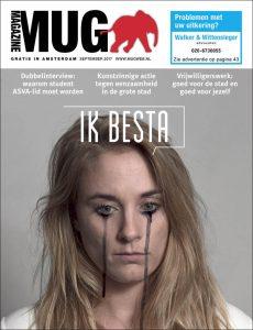 Cover van septembernummer 2017 MUG Magazine | @George Maas / Fotonova