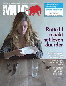 Cover van novembernummer 2017 MUG Magazine | @Sodis Vita