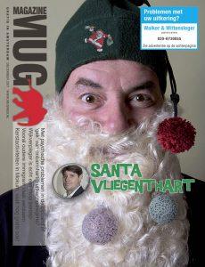 Cover van decembernummer 2017 MUG Magazine | @Erik Veld