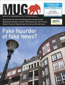 Cover van meinummer 2019 MUG Magazine | @Sodis Vita