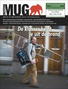 Cover van juninummer 2019 MUG Magazine | @Sandra Hoogeboom