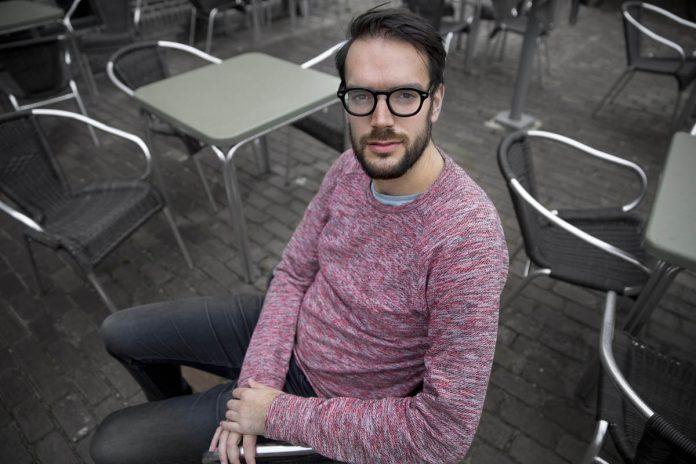 Onderzoeksjournalist Emiel Woutersen | © Erik Veld