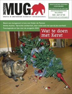 Cover MUG Magazine december 2019   © Erik Veld