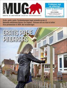 Cover MUG Magazine januari 2020   © Erik Veld